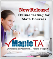 On-line Testing for Math and Sciences