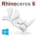 RHINO 6 FOR WINDOWS 1-USER ENGLISH PERPETUAL UPGRADE FROM RHINO 5 OR OLDER (DOWNLOAD ONLY)